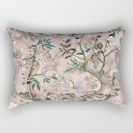 Wild Future pink Rectangular Pillow
