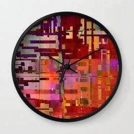 don't pick a fight Wall Clock