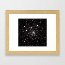 Globular Cluster NGC 6535 Framed Art Print