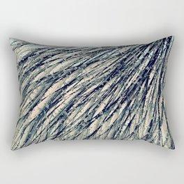 art 89 Rectangular Pillow