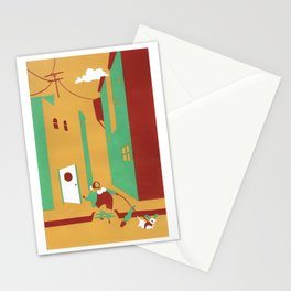 """Wild Dog"" Stationery Cards"