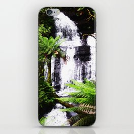 Cascading Water iPhone Skin