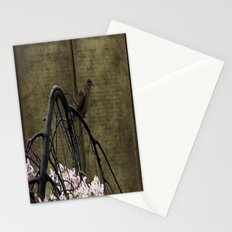 A Book About Birds Stationery Cards