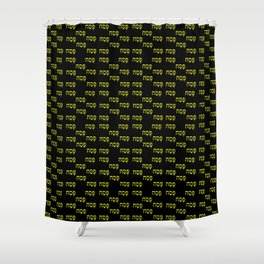 Pessah- סֵדֶר Shower Curtain