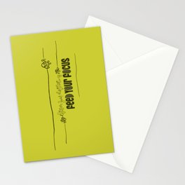 Feed Your Focus Stationery Cards