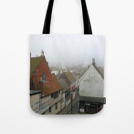 Hastings Old Town from the Jenny Lind Tote Bag