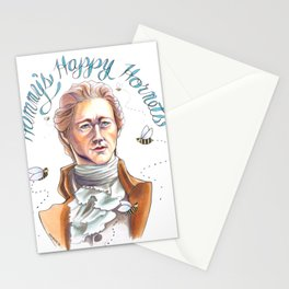 Hammy's Happy Hornets Stationery Cards