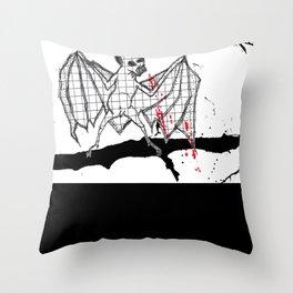 BIDIGIRI ZINIA Throw Pillow