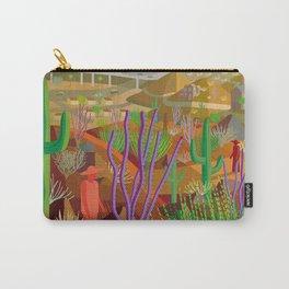Desert City Phoenix Carry-All Pouch