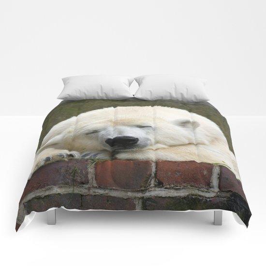 Polar Bear 003 Comforters