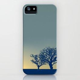 01 - Landscape iPhone Case