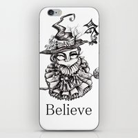 oz iPhone & iPod Skins featuring Oz by artlandofme