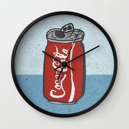 COKE 4EVR Wall Clock