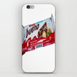 Kinder Bueno iPhone Skin