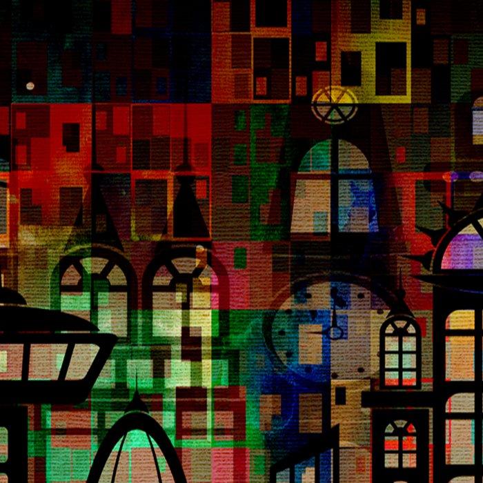 Fairytale City Leggings