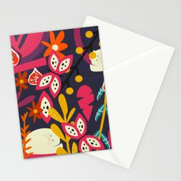 Bright nap time Stationery Cards