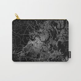 nashville map Carry-All Pouch