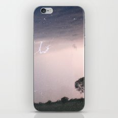 mother nature's fury iPhone Skin