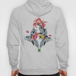 ponyo on the cliff by the sea Hoody