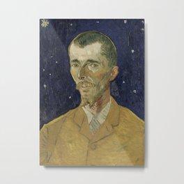 Eugène Boch (The Poet) Metal Print