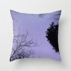 A Starry Night Throw Pillow