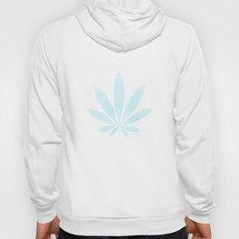 Cannabis Refresh Blue Hoody
