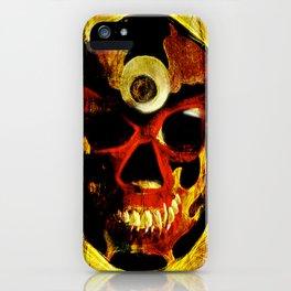 EL Keife iPhone Case