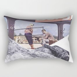 Burg Rectangular Pillow