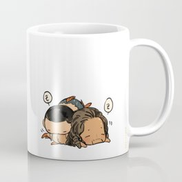 Sleeping Mers Coffee Mug