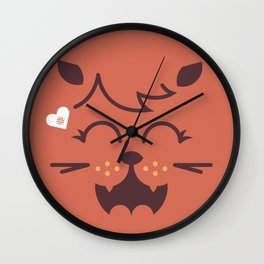 UNDO | ILU Pet Lover series [ dita ] Wall Clock