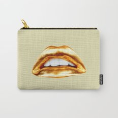 Golden lips Carry-All Pouch