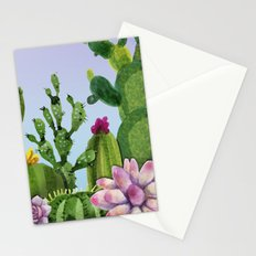 Cactus & Succulents Stationery Cards
