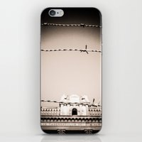 religious iPhone & iPod Skins featuring Religious Imprisonment by Jake Metzger Photography