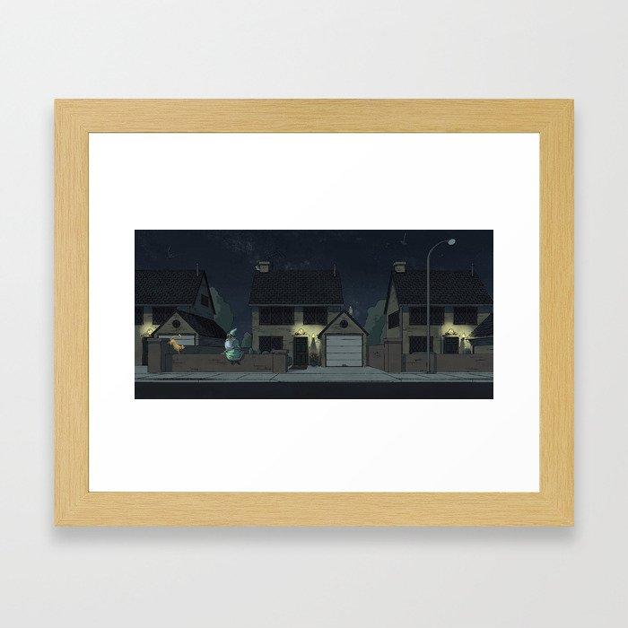 Chapter 1 Framed Art Print