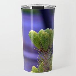budding spruce Travel Mug