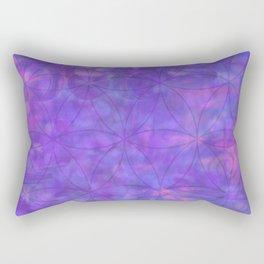 EmpathicPurple Rectangular Pillow