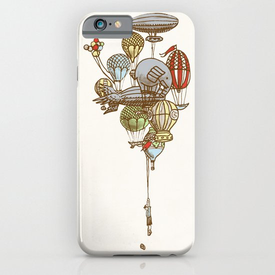 The Great Balloon Adventure iPhone & iPod Case