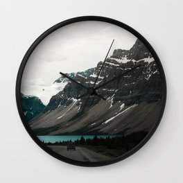 Bow River Wall Clock