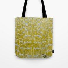Yellow Sugarcane Tote Bag