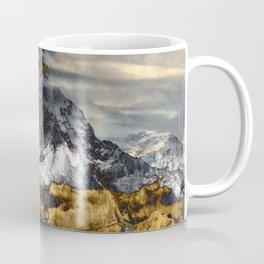 Gold Mountain Coffee Mug