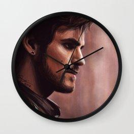 Maybes & Hopefullys Wall Clock