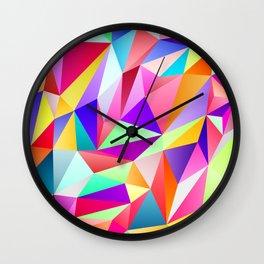 Geometric No.11 Wall Clock