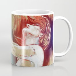 I won´t stay in this pain… (I´ll fly away) Coffee Mug