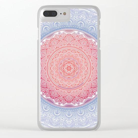 mandela Clear iPhone Case