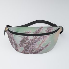 Lavender by the window Fanny Pack