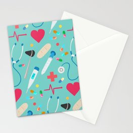 Healthcare Heroes Stationery Cards