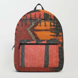Caucasian Patchwork Backpack