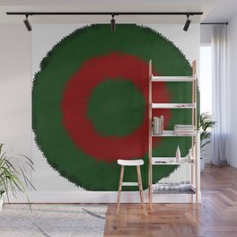 christmas colors Wall Mural