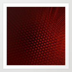 A Vision of Sound Art Print