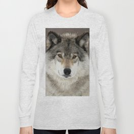 Winter Wolf Long Sleeve T-shirt